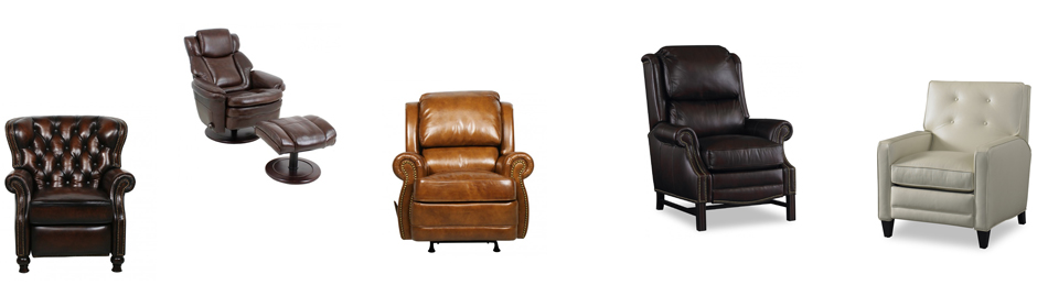 Leather Recliners and Chairs