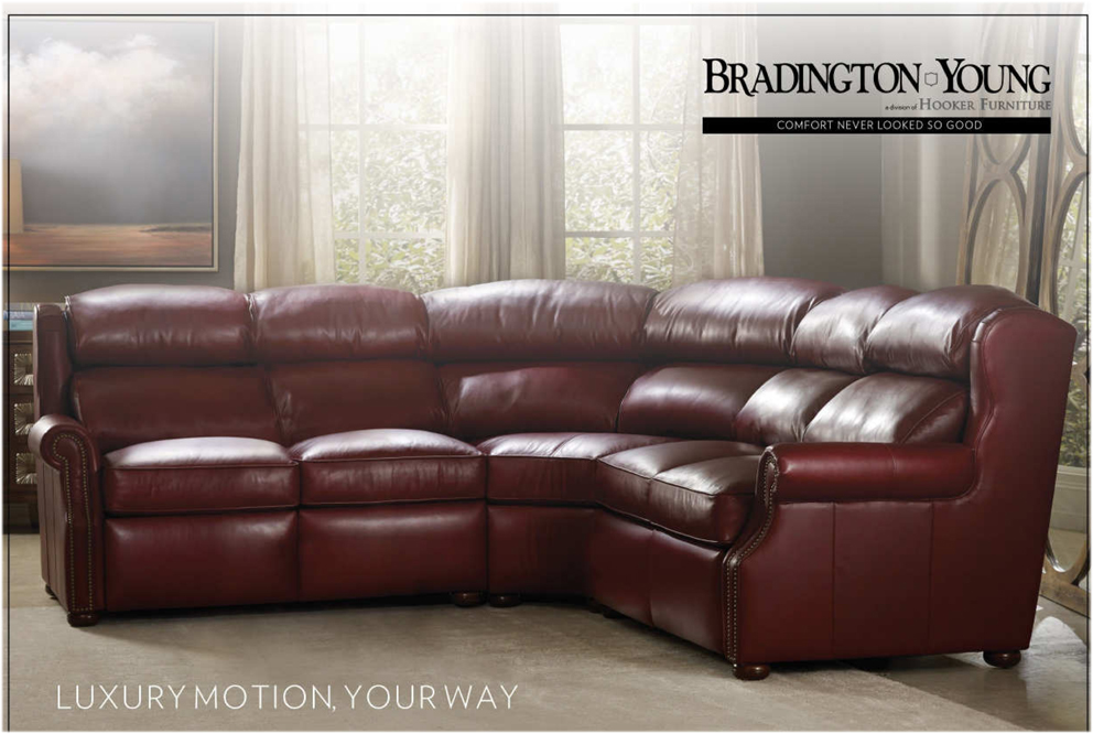 BradingtonYoung Luxury Motion FurnitureMade in the USA