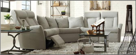 My Comfort Banff Sectional